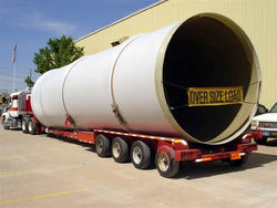 "14' 0"" Ductwork Ready for Shipment to the Job Site"